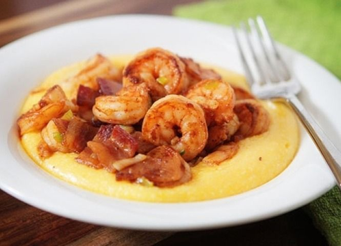 THIS shrimp and grits is very straightforward to make and tastes ...