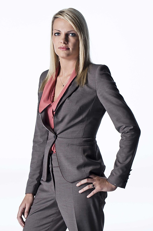 Katie Wright - Katie is a huge football fan and loves to attend Fulham football matches.
