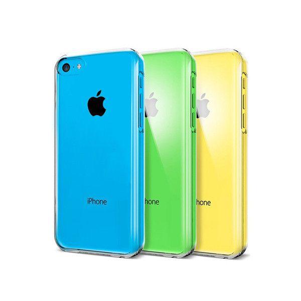 Soft TPU Clear iPhone 5C Case