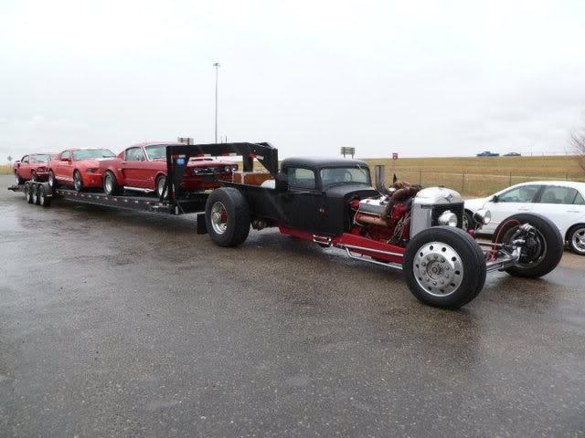 Big Rig Rod : Semi toy hauler for sale autos post