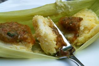 Humitas or steamed fresh corn cakes | Recipe