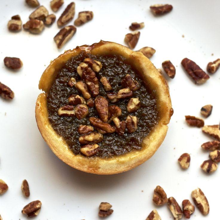 Maple Bourbon Butter Tart | Pies/Tarts | Pinterest