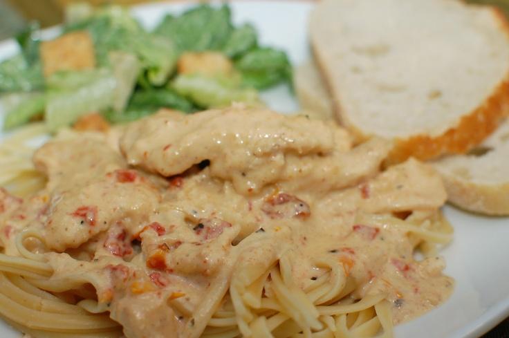 Cajun Chicken Pasta!   Pasta!   Pinterest