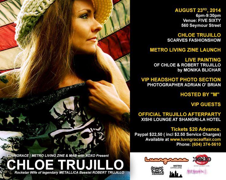 Chloe Trujillo in Vancouver