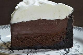 Mississippi Mud Pie (aka Muddy Mississippi Cake) — Recipe from ...