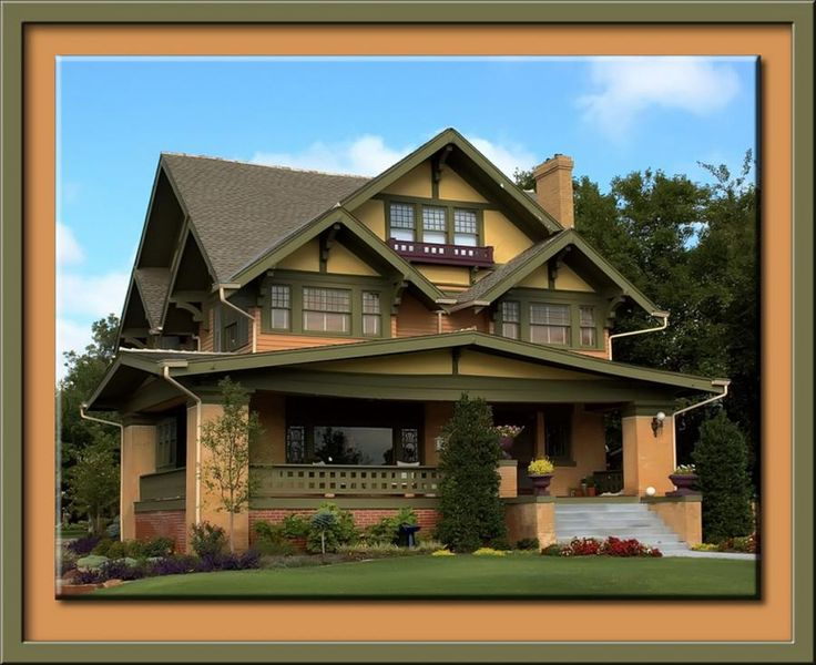 Beautiful large craftsman style houses pinterest for Beautiful and big houses