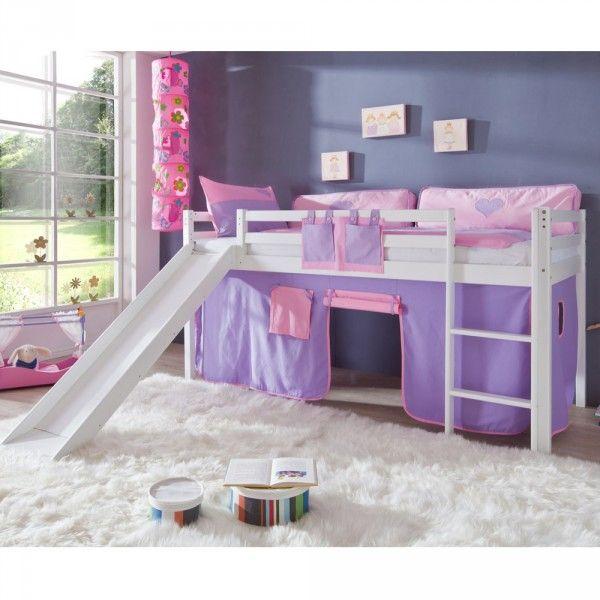hochbett jacy f r kinder home pinterest. Black Bedroom Furniture Sets. Home Design Ideas