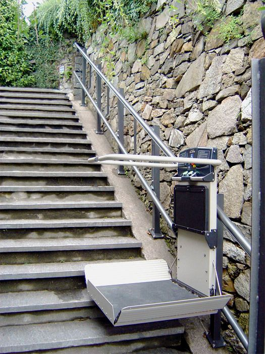 garaventa lift wheelchair lifts elevators pinterest