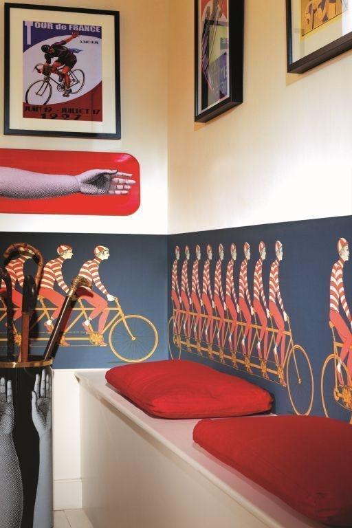 Milão 2013: Grifes lançam papéis de parede na Itália - Casa