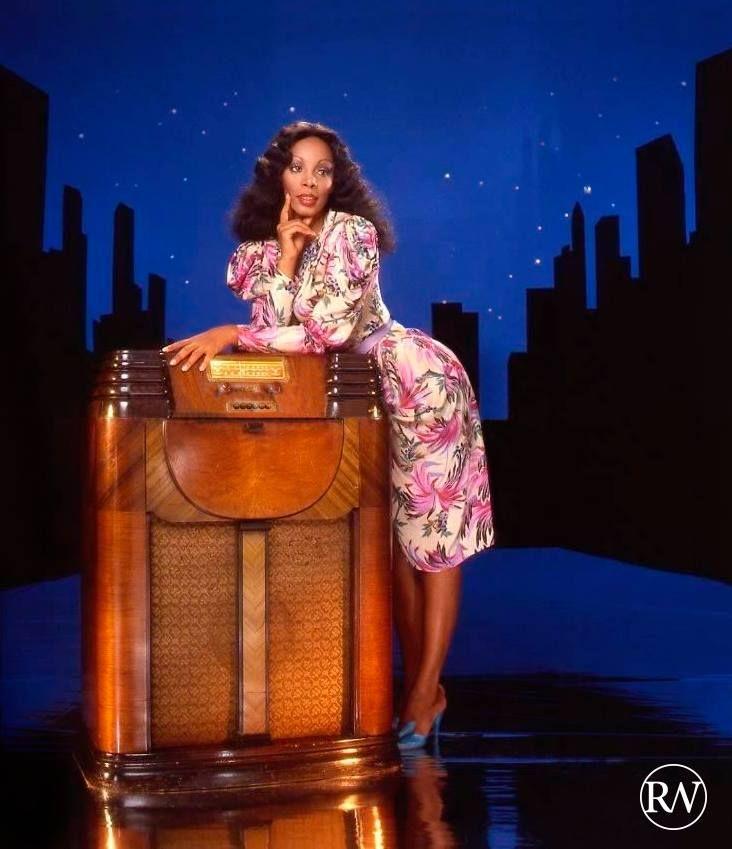 Donna Summer | Donna Summer On The Radio Photo Shoot 1979 | Pinterest Mariah Carey