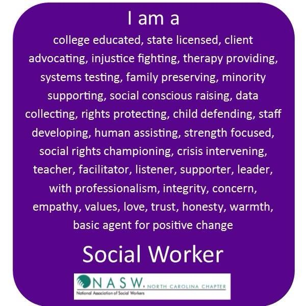 essays on being a social worker Get access to career goal to become a social worker essays only from anti essays  this assignment will critically evaluate the possibility of being a radical .