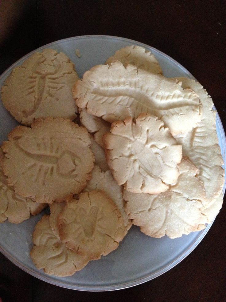 Fossil cookies minus walnuts | Tried & True | Pinterest