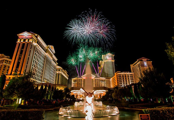 las vegas 4th of july weddings