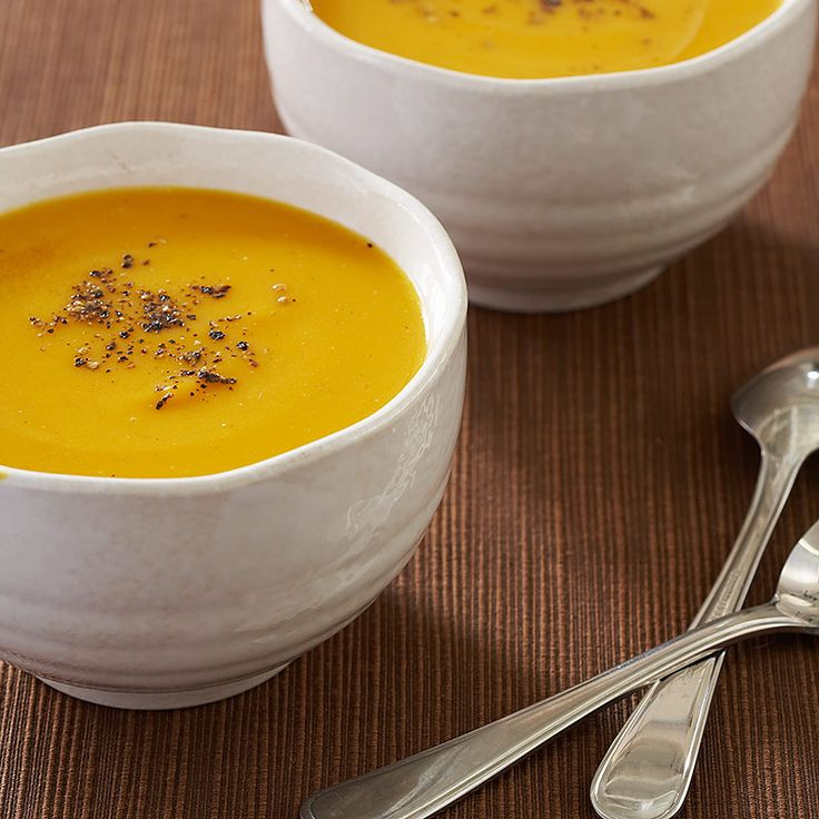 Roasted Butternut Squash Soup | Soups, Chili, Chowders, etc. | Pinter ...