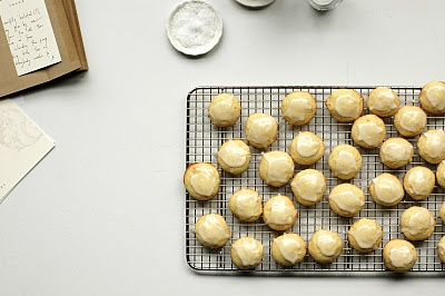 ... cookies to make: Buttermilk Cookies with Lemon Zest, from Orangette