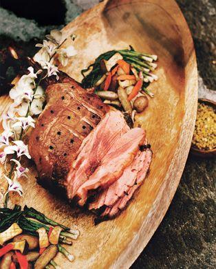 Big Island Wild Pig with Cavatelli | Recipe