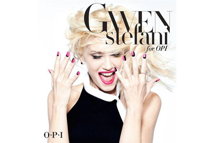 OPI presenta su nueva colaboración con Gwen Stefani, inspirada en el icónico estilo punk