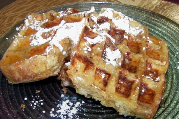 French Toast Waffles from Food.com: A fast easy and yummy way to make ...