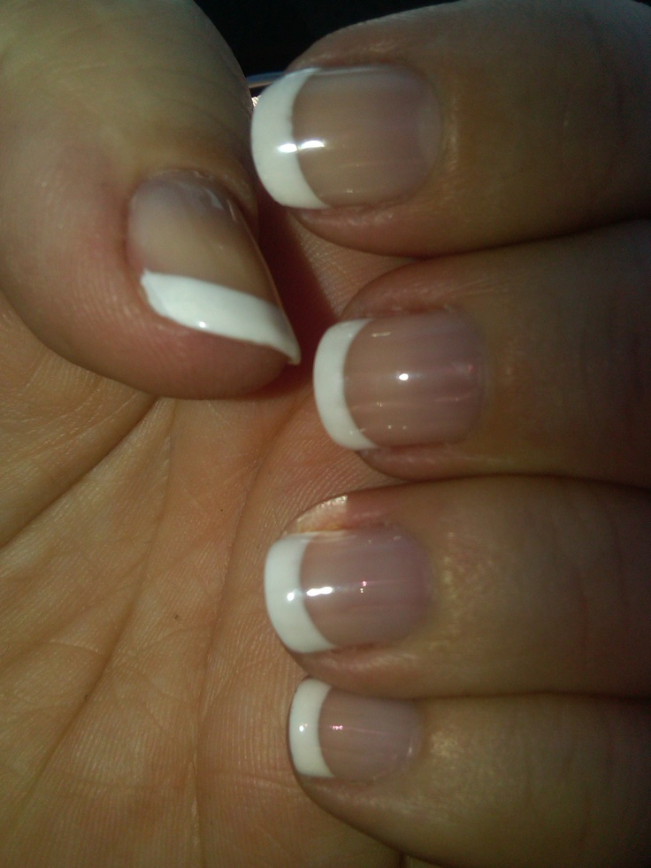 tried that new Gel Manicure. Looks good and last a lot longer than a