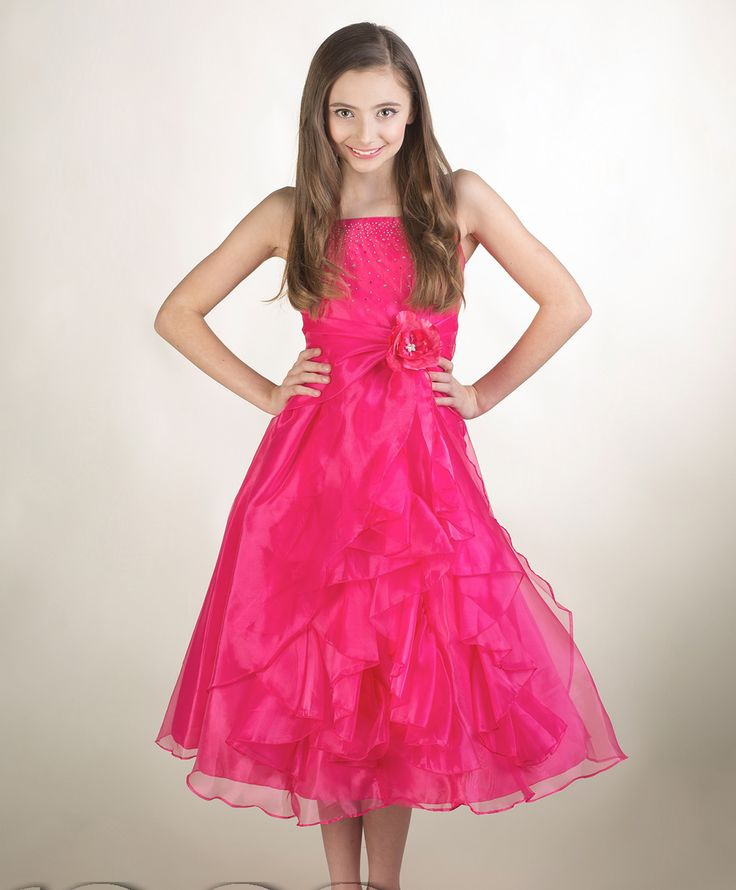 Girls party dresses 7-16 pictures