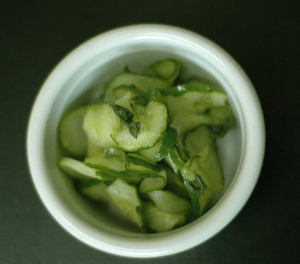 caraway pickles dill pickles quick cucumber and shiso pickles recipe ...