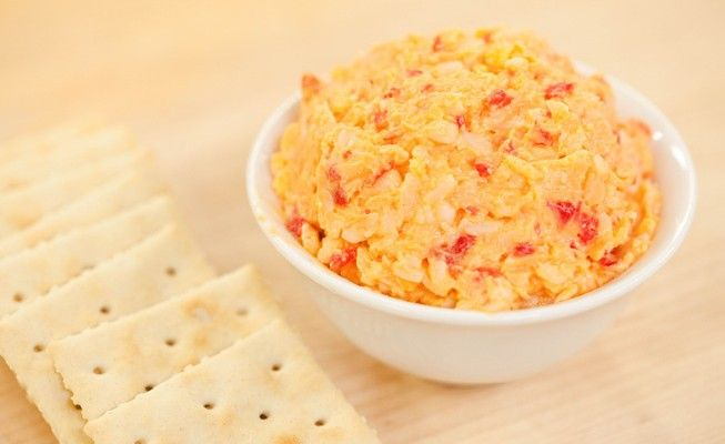 How to Make Pimento Cheese - it gives a few kinds of cheese but you ...