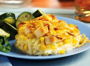 ... the whole family? Try our Country Chicken Casserole recipe. #recipes