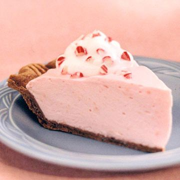 ... Chiffon Pie (This would also be good with a chocolate graham crust
