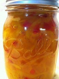 Sweet Vidalia Onion Relish Recipe — Dishmaps