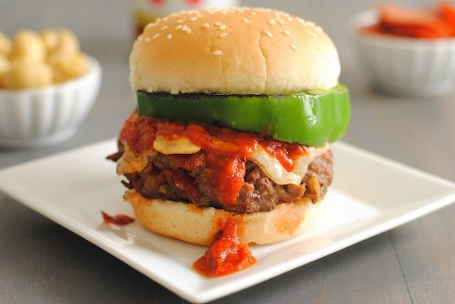 More like this: pizza burgers , burgers and pizza .