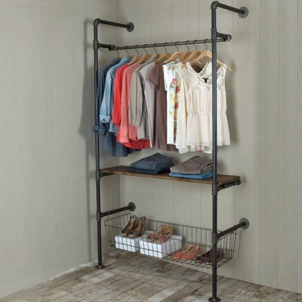 clothes storage diy pinterest