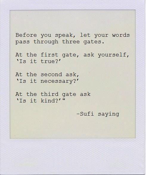 Sufi wisdom