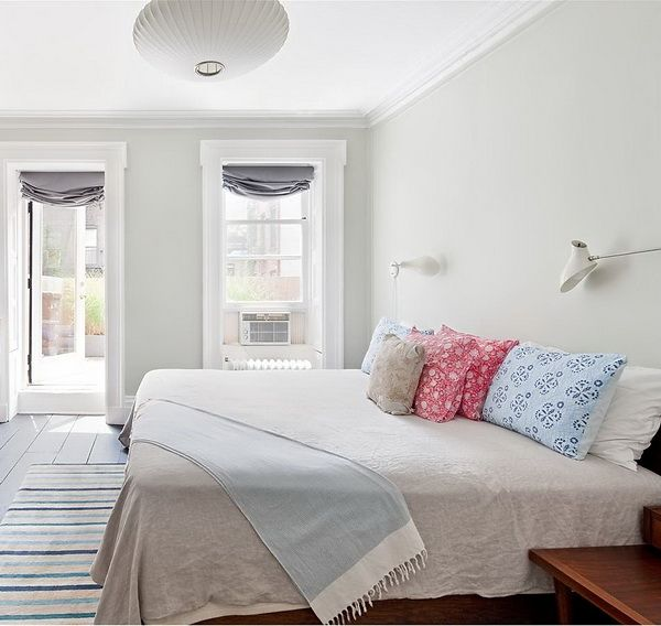 Light Gray Wall Color Color Pinterest