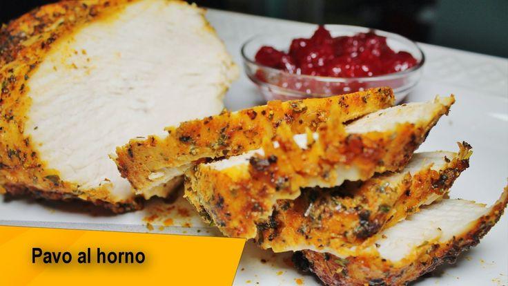 Receta facil pechuga de pavo al horno turkey pinterest - Receta bogavante al horno ...
