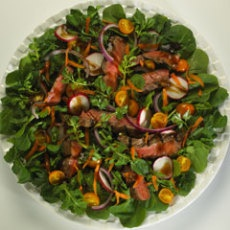 Italian Balsamic Beef Salad | Food We Love | Pinterest