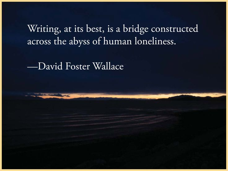 David Foster Wallace Essays You Should Read Before You See The End o ...