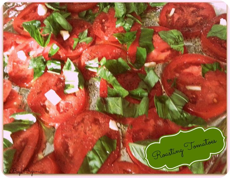 Roasted Tomatoes For The Freezer Recipes — Dishmaps