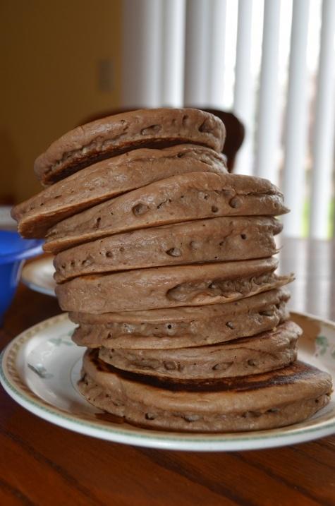Nutella pancakes | Yuuuummmm. | Pinterest