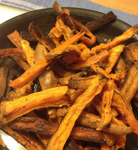 sweet potato recipes for rosh hashanah