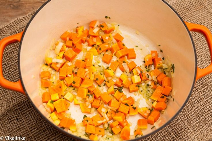 Butternut Squash and Sage Risotto with Goat Cheese | Recipe