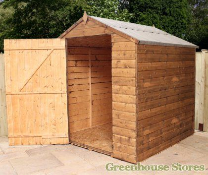 Pinterest for Garden shed 6x6