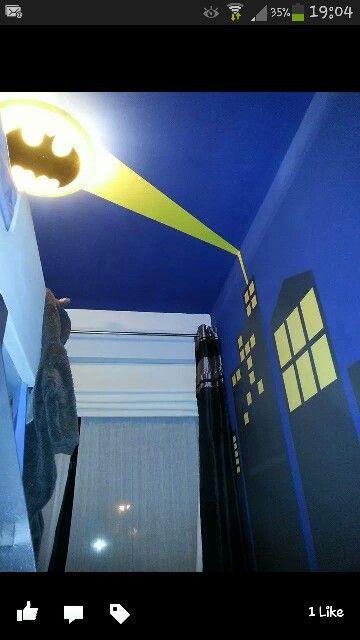 batman bedroom batman dream room pinterest