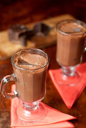 Mexican Hot Chocolate With Tequila And Cayenne Pepper Recipe ...