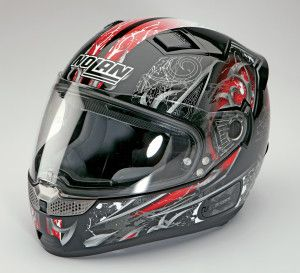 Nolan N-85 Motorcycle Helmet. Click to read the review from the July