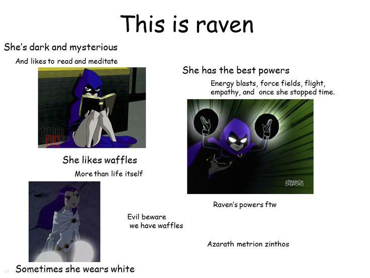 teen titans raven quotes