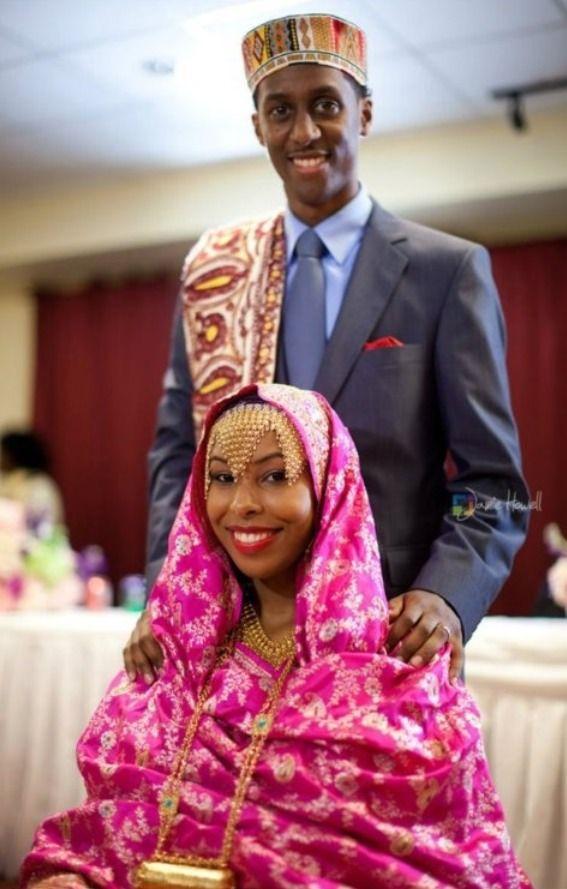 The Gallery For Gt Somali Wedding Dress Dirac