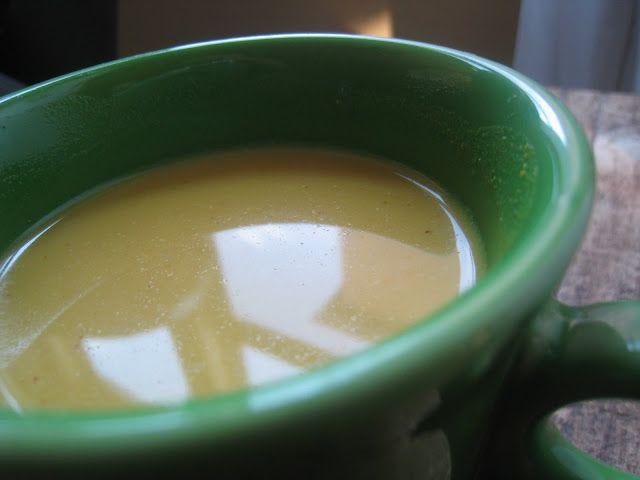 Turmeric Chai Tea ~ recipe.
