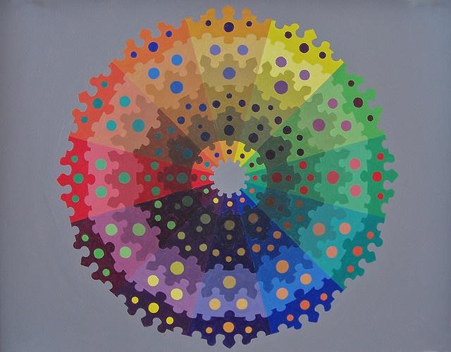 Creative color wheel via flickr creative color wheel for Creative color wheel