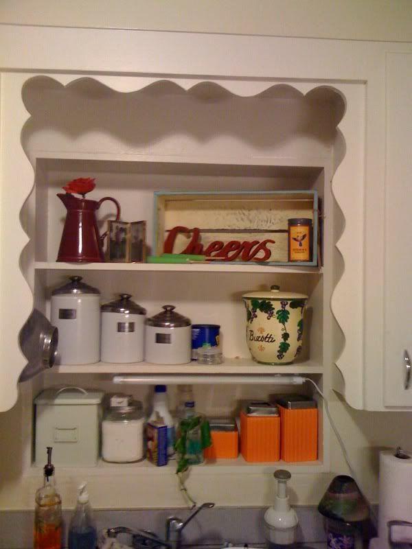 Kitchen Shelves Over Sink Home Sweet Home Pinterest