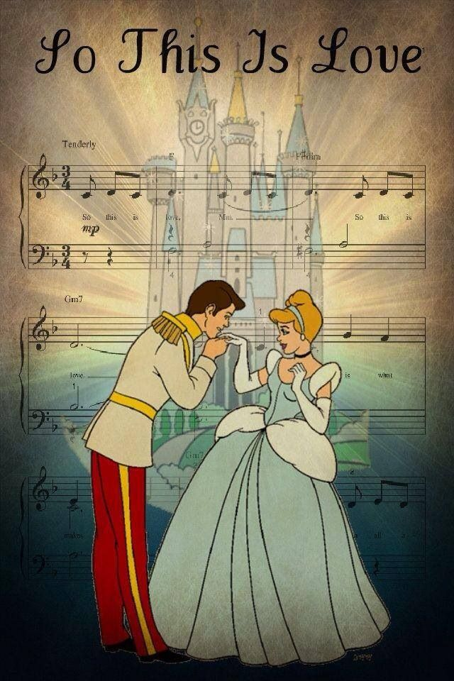 Cinderella so This Is Love